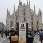 Il Parmigiano Reggiano da Casina a Piazza Duomo