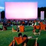 Il cinema all'aperto 2013