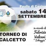 """Inaugurazione spogliatoio comunale di Paullo """"Valcavi Fabrizio"""""""
