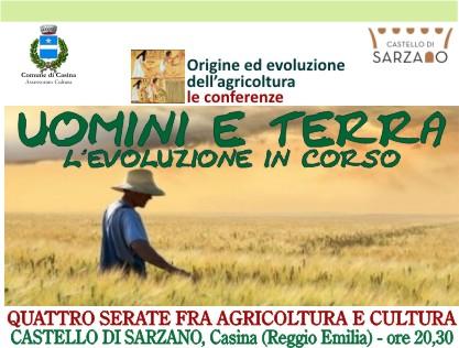 Al castello di Sarzano i quattro capitoli fondamentali dell'agricoltura