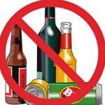 Divieto di somministrazione e vendita bevande in bottiglie di vetro e lattine