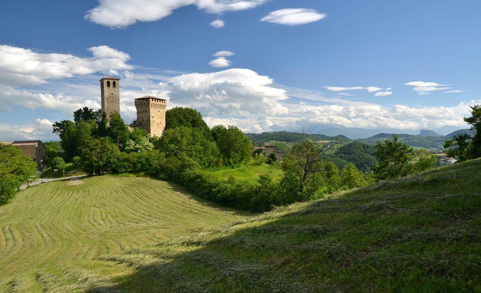 Che cos'è il paesaggio del Parmigiano Reggiano?