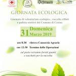 Giornata ecologica 2019