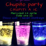 Chupito Party e Disco