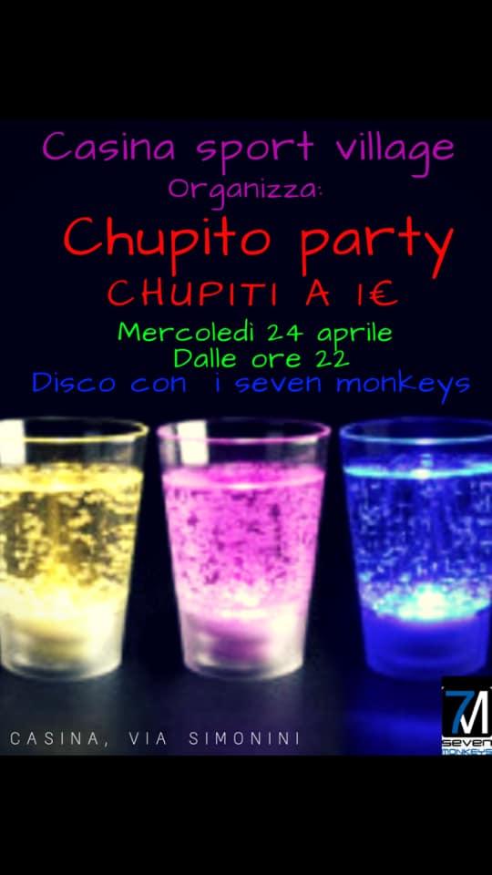 Chupito Party e Disco
