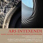 Locandina Ars intexendi 27 aprile 2019