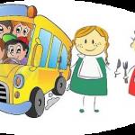 Scuola: iscrizioni online per mensa e servizio di trasporto