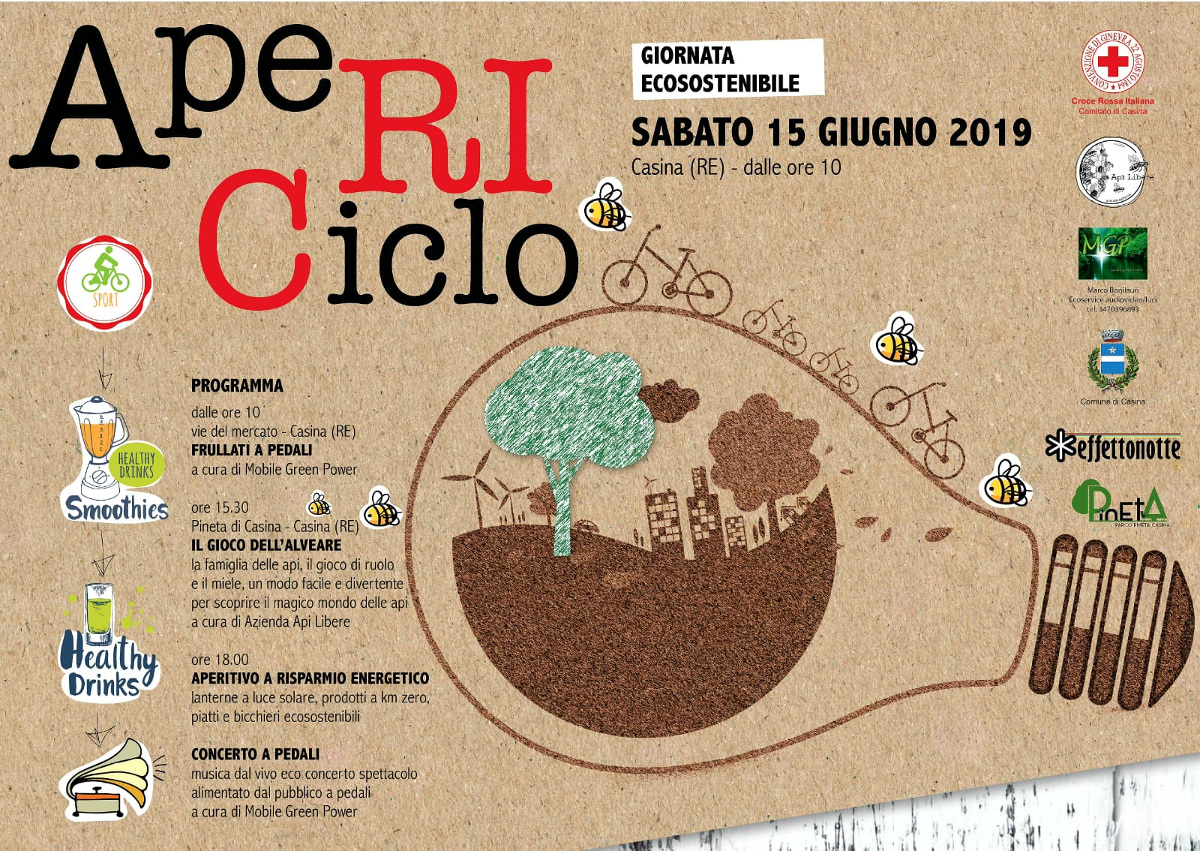 ApeRiCiclo - Giornata ecosostenibile