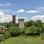 Sarzano Paesaggio del Parmigiano Reggiano di Montagna