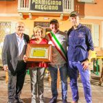 Palio, Premio alla carriera a Loretta Domenichini. Foto di di Francesco Canovi
