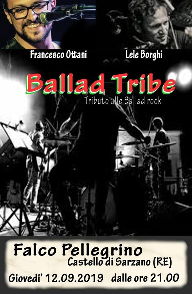 Giovedì in musica Ballad Tribe