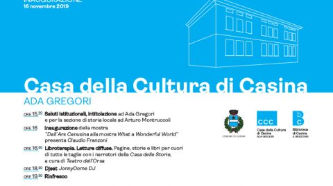 Casa della Cultura di Casina