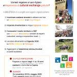 Volantino 2019-2020_Cittadini d'Europa: Casina e Fritzlar alla scoperta del Paesaggio del Parmigiano Reggiano