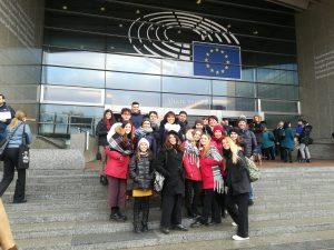 Cittadini d'Europa a Bruxelles