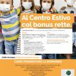 Centri estivi per bambine/i da 3 a 13 anni -Contributi per il costo di frequenza