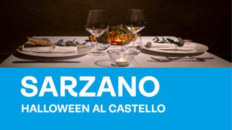 Halloween al Castello di Sarzano